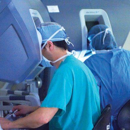 Χειρουργική θεραπεία καρκίνου του προστάτη
